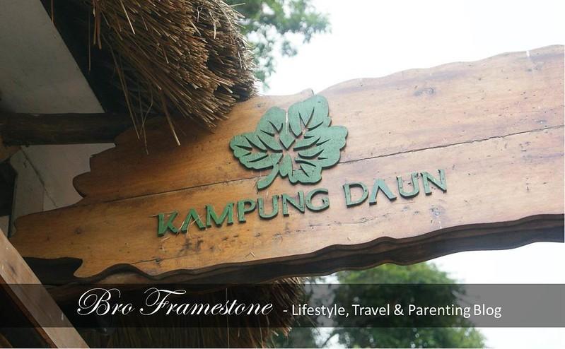 Kampung Daun, Bandung Indonesia