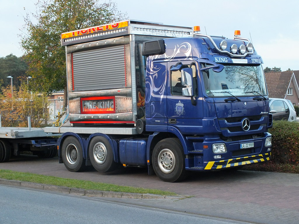 Truck Mercedes Benz Actros >> retep_1's most recent Flickr photos | Picssr