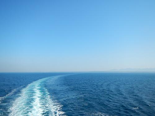 新日本海フェリー フェリー 日本海 秋田港 新潟港