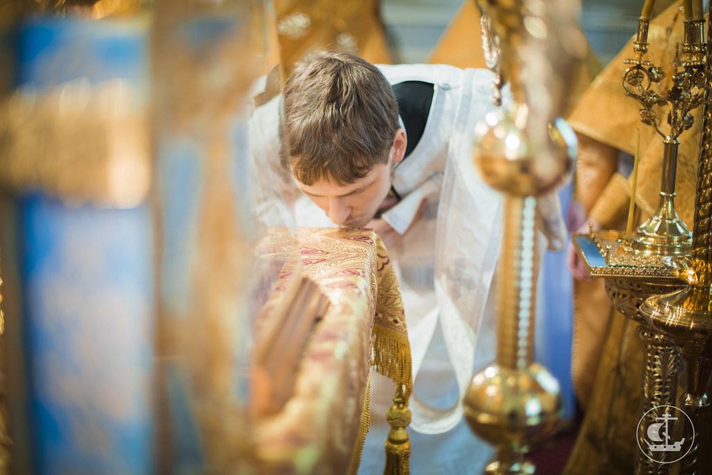 19 октября 2014, Неделя 19-я по Пятидесятнице, апостола Фомы / 19 October 2014, 19th Sunday after Pentecost, holy Apostle Thomas