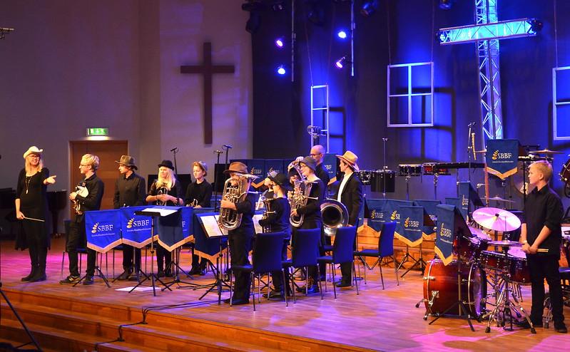 GYBB - Göteborg Youth Brass Band