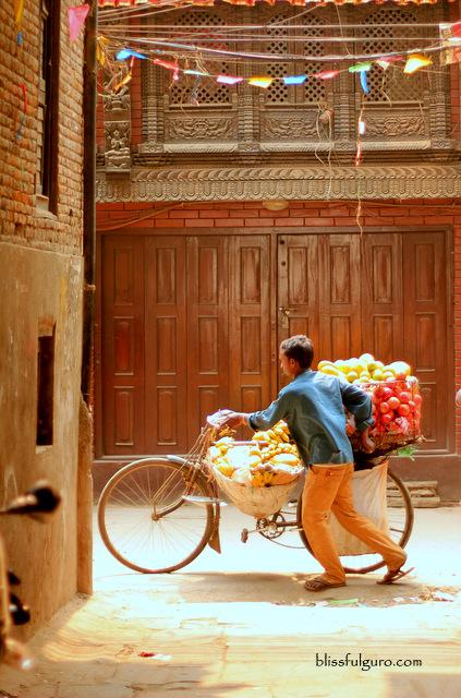 Kathmandu Nepal People
