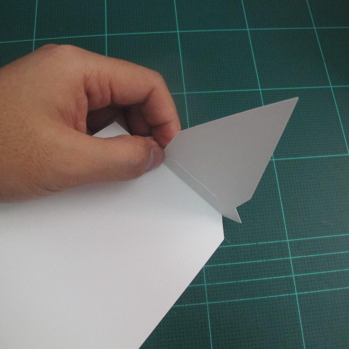 วิธีทำกล่องกระดาษสำหรับใส่ของเป็นลายดอกไม้ (Botanical paper box DIY printable template) 001
