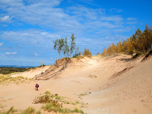 Sleeping Bear Dunes National Lakeshore, Michigan