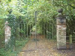 Earlstone Manor Gates