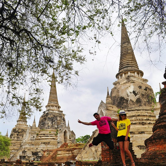 sudeste asiático: Ayutthaya, tailandia sudeste asiático - 15586484195 a602047231 z - viajar por el sudeste asiático en 21 días