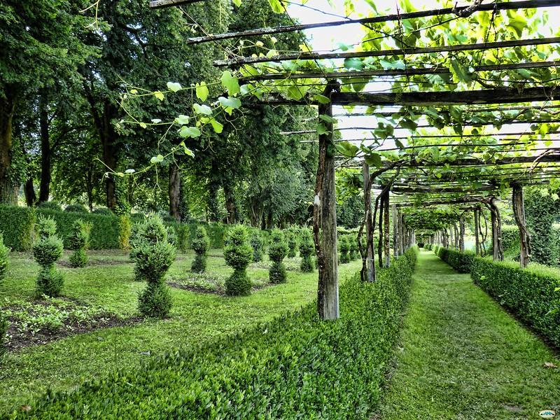 Jardines del Pazo de Oca15