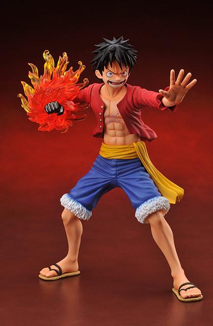 [X-Plus] Gigantic Series | One Piece - Luffy 1/4 15592973685_52902f03ab_z