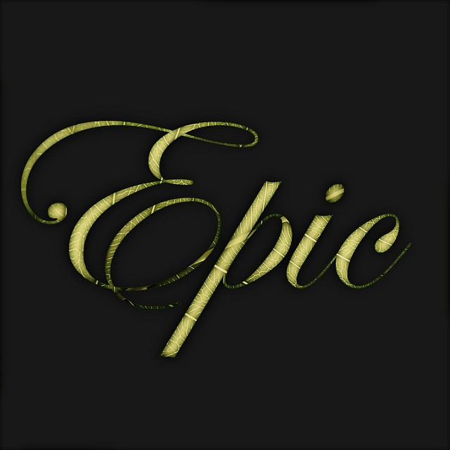 Epic Logo (made by Jade Winthorpe)