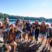 2014-10-18 SFSU Sierra Lodge trip