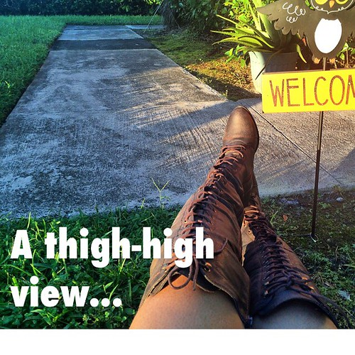 Wide Calf and Plus Size Approved Thigh High Boots