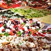 #Pizza #Slices With A #Variety Of #Toppings #NewYork #iPhone6