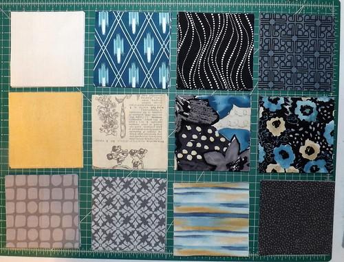 Pattern Testing - Fabrics