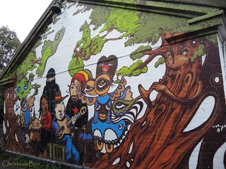 Christiania // Mural