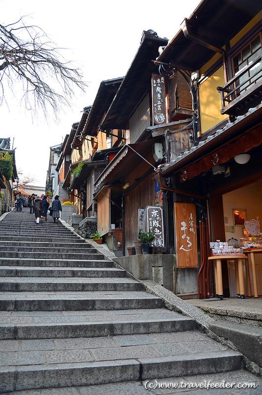 Kiyomizu alley