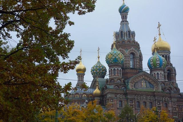 468 - Paseo por San Petersburgo