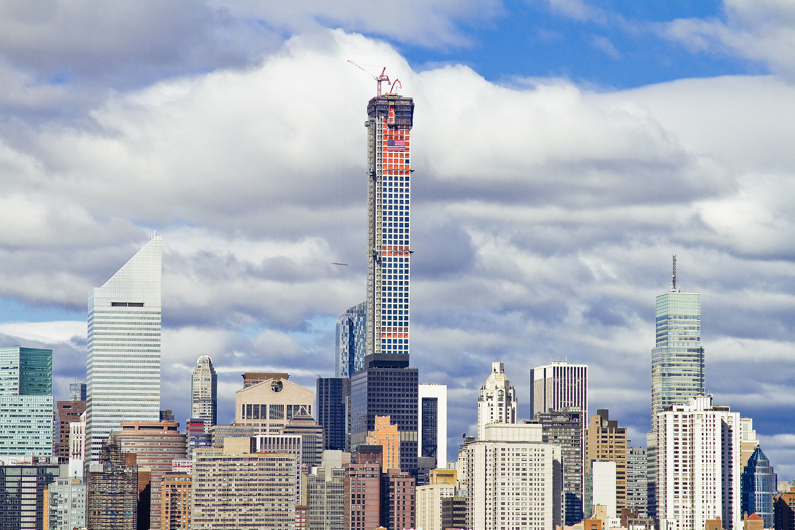 Madison Erects Giant Phallic Tower To >> New York Supertalls Archive Page 7 Skyscraperpage Forum
