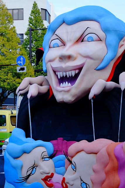 Kawasaki Halloween parade 2014 02
