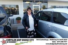 Dodge City McKinney Texas Chrysler Jeep Dodge Ram SRT Dallas Dealer Testimonials Customer Reviews -Denise Gilbert