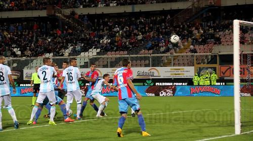 Catania-Virtus Entella 5-1: Secondo step incoraggiante$