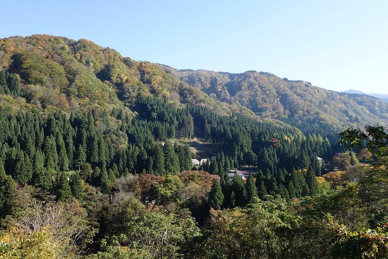 霊峰白山2014秋