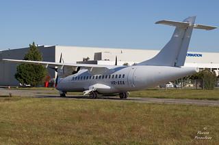 HR-AXA Islena Airlines ATR 42-320 - cn 337