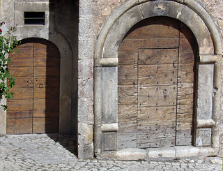 Santo Stefano di Sessanio, Abruzzo, 2007