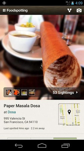 FoodSpotting