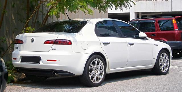2010 Alfa Romeo 159 2.2 JTS Selespeed
