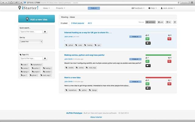 Скриншот Ideaworks