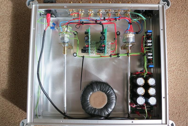 NAP-140 Clone Amp Kit on Ebay - Page 175 - diyAudio