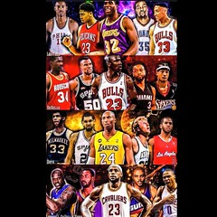 Which one of these teams will it all??? I'm NEVER betting against Mike!! #nba #legends #mj #mj23 #showtime #TakeOverTheBreaksOver #ballers #illest #mjwins #jordan #official #debatable #lovewhatyoudo #beathinker #BeWise #creativity #classic #victory #Wisdo