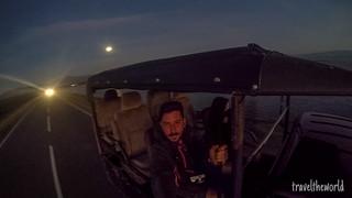 Jeep safari madrugada