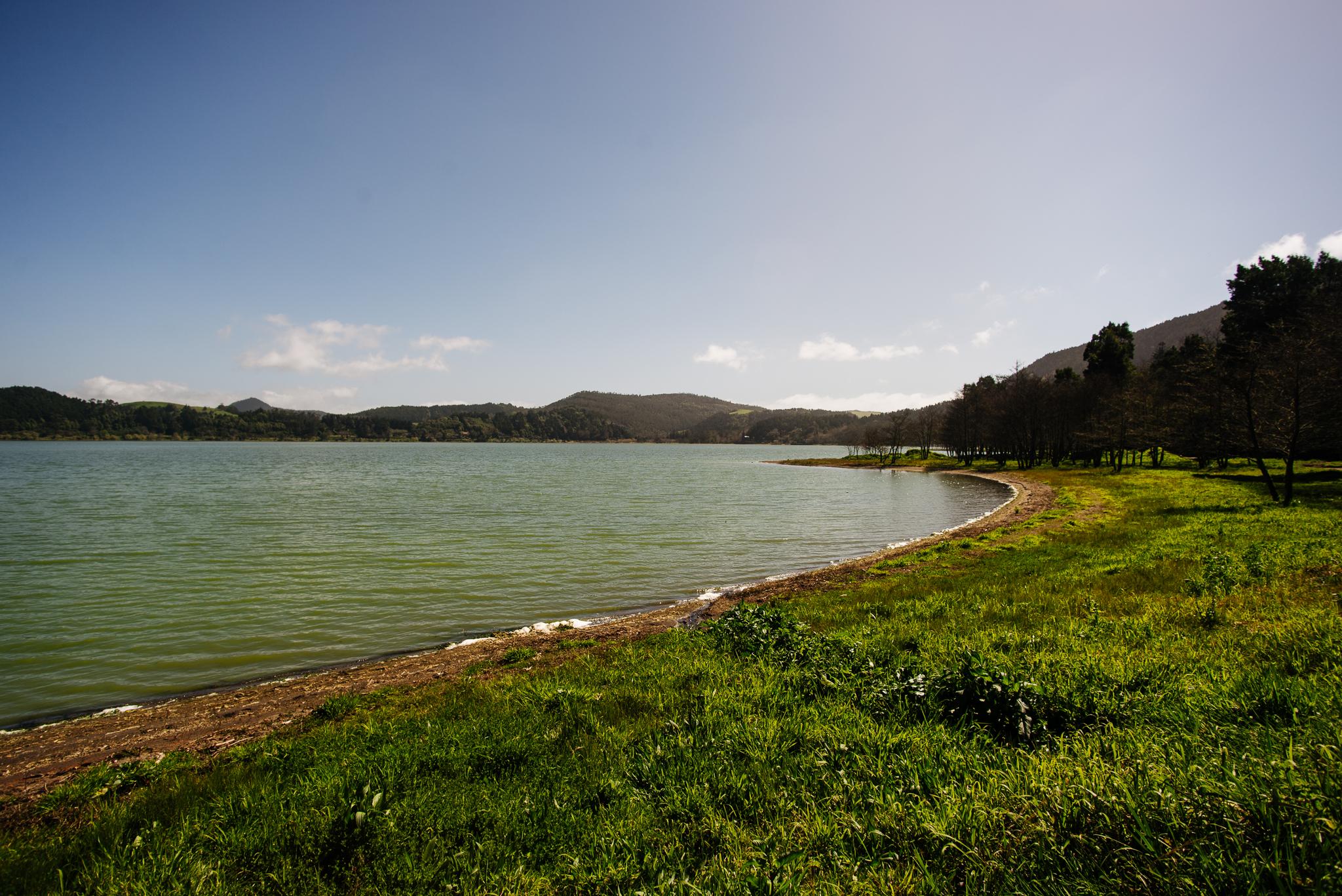 Lagoa das Furnas körüli túra