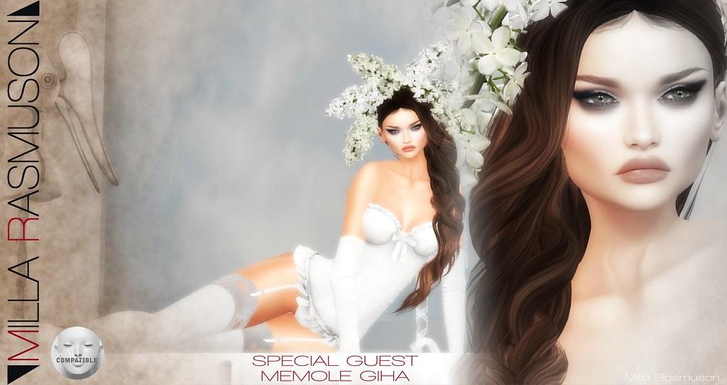 Special-Guest-Memole-Giha - SecondLifeHub.com