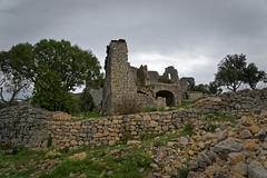 Gard - Castrum d'Allègre