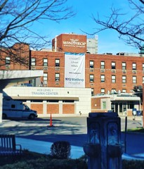 The hospital has a new name.