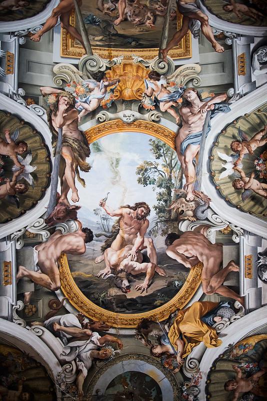 Minotauro Galeria Doria Pamphilj