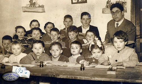 1956 - Escuela de Villar de Naviego
