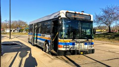Prince George's County Transit THE BUS Gillig Low Advantage Diesel #62620