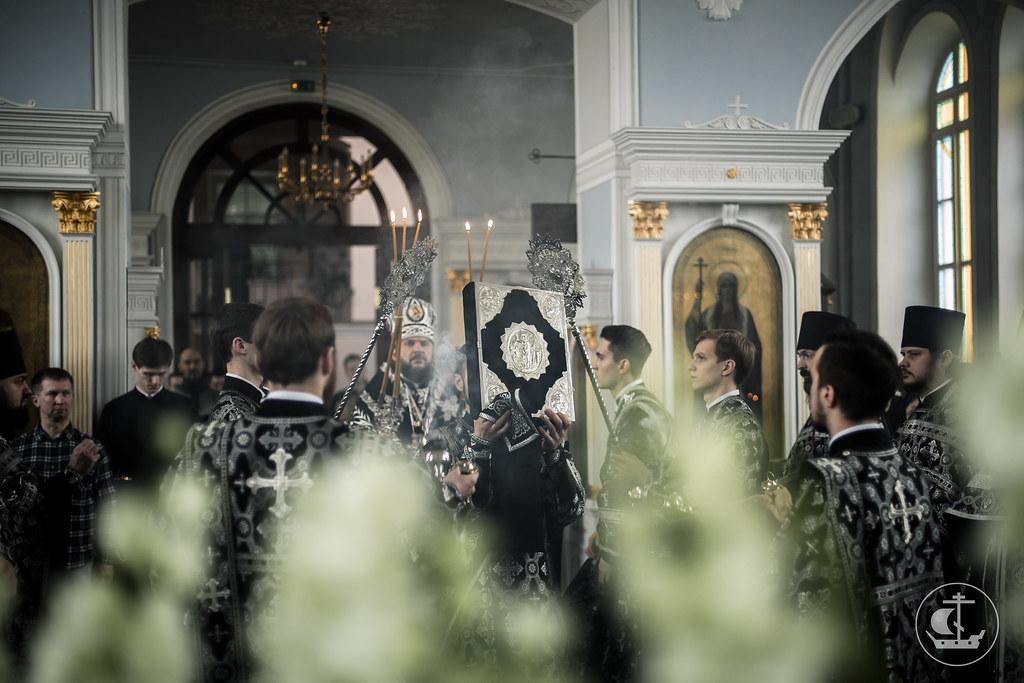 14 апреля 2017, Царские часы. Вынос Плащаницы / 14 April 2017, Royal Hours. Vespers of the Taking-Down from the Cross