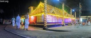 Thrissur Veliyannurkkavu Bhagavathy Temple 1