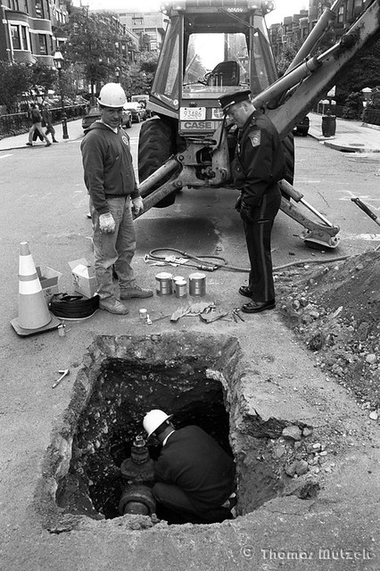 Street Work, Boston