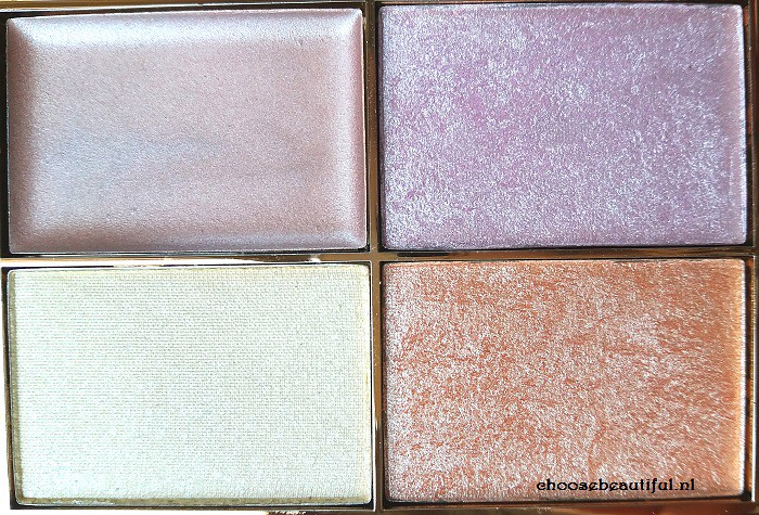 Review: Sleek Highlighter palette Solstice.