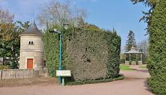 Luçon, jardin Dumaine