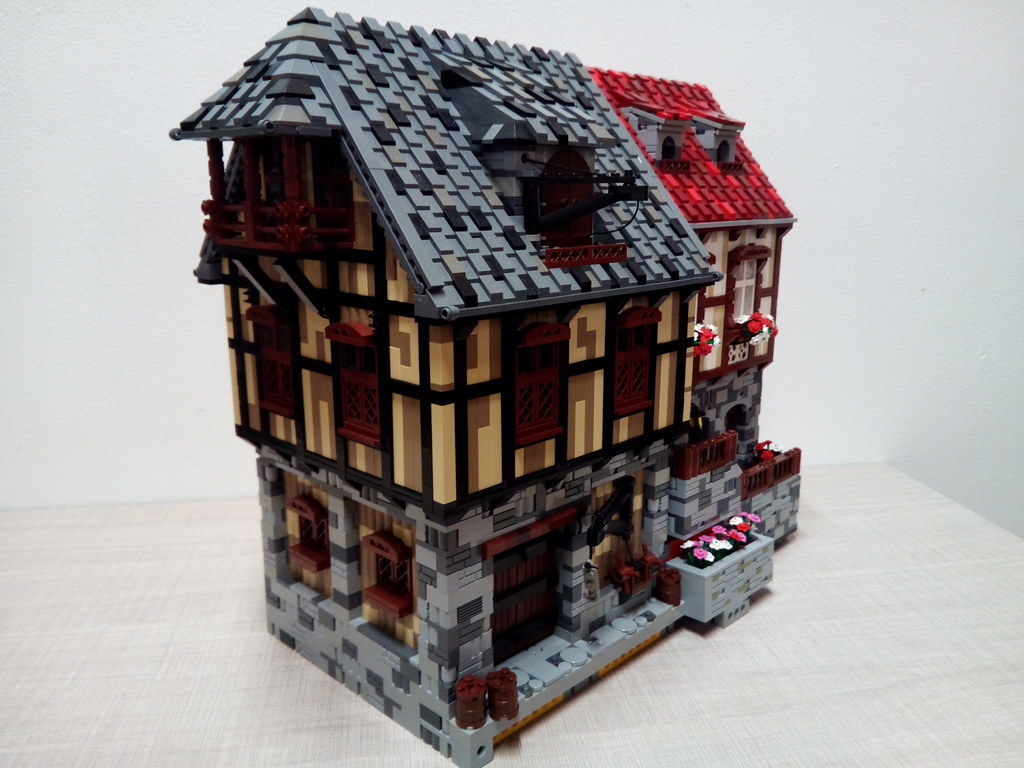 mulino (custom built Lego model)