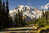 Road To Mt Rainier