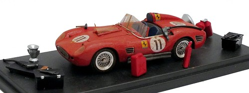 Jolly Model ferrari TR60 LM 1960 (1)