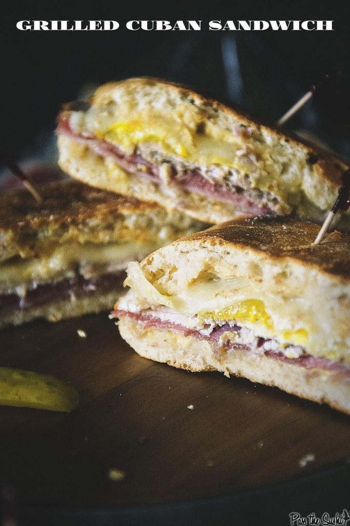 Grilled Cuban Sandwich - girl carnivore