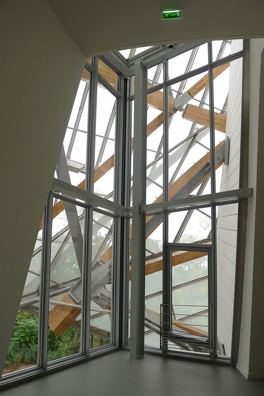 Fondation Louis Vuitton, Paris